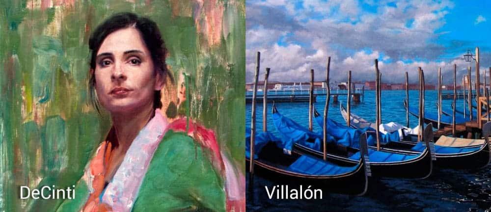 Academia de pintura Madrid, Cursos monográficos de arte, clases con grupos reducidos. Enseñanza personalizada, todos los niveles